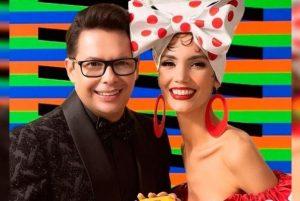 """""""Con sabor a Venezuela"""", diseño de Douglas Tapia ganó premio de moda en Los Ángeles"""