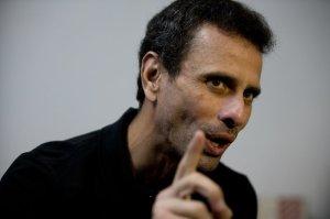 Henrique Capriles rechaza el embargo chavista a El Nacional: Los venezolanos tienen derecho a medios de comunicación libres