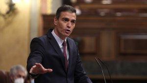 Pedro Sánchez admitió que el número real de contagiados de coronavirus en España supera los tres millones