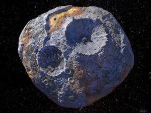 El telescopio Hubble observó un asteroide que vale 100 veces la economía global