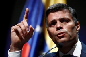 Leopoldo López propone incrementar sanciones con medidas contra 46 violadores de DDHH