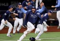 Los Tampa Bay Rays empatan la Serie Mundial en un final de película contra Los Dodgers