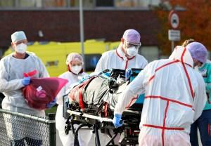 La cifra de muertos por coronavirus en el mundo superó los 2,5 millones