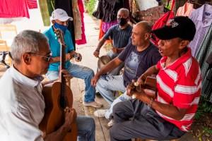 """La """"gaitas protesta"""" música de Venezuela alcanzada por la censura"""