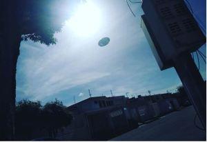 ¿Avistamiento de ovnis en Maracaibo? La FOTO que te dejará con la duda