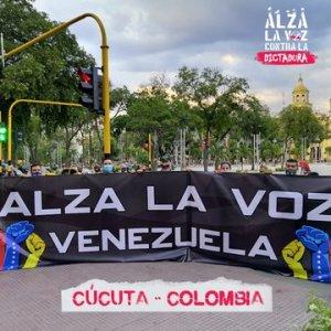 Un Mundo Sin Mordaza Internacional y venezolanos alzaron la voz contra Maduro desde Venezuela y el mundo