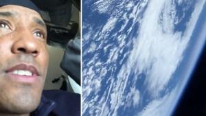 """""""Una perspectiva vertiginosa"""": Astronauta publica video de la Tierra desde una cápsula de SpaceX (VIDEO)"""