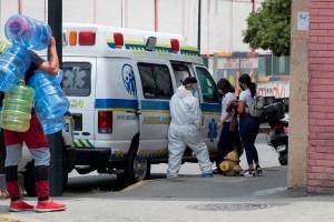 El coronavirus sigue veloz en Venezuela que supera los 123 mil contagios