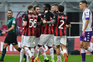 El Milan aumenta su ventaja como líder de la Serie A