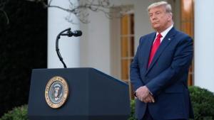 """""""Tenemos muchas pruebas"""": Trump insiste en no reconocer su derrota para la reelección en EEUU"""