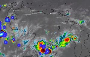 El estado del tiempo en Venezuela este lunes #14Jun, según el Inameh