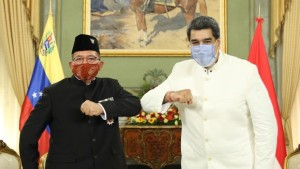 Maduro, al asalto del Parlamento con una mascarada electoral