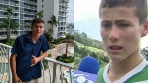 """Así vive hoy Johan Alexis Ramírez, el """"niño ángel"""" que fue héroe en la tragedia del Chapecoense"""