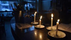 Crisis eléctrica dejó nuevamente a San Antonio del Táchira a oscuras (Fotos)