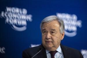 La ONU pide a israelíes y palestinos detener inmediatamente su guerra