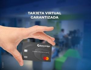 Bancamiga ofrece tarjeta para compras navideñas online