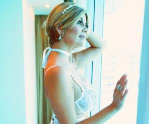 ¡A romper la rutina! La propuesta de la señora más sexy de Venezuela que emocionó a las parejas (FOTOS)