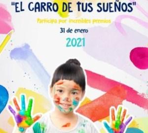 """Toyota de Venezuela realiza el concurso, """"El Carro de tus Sueños"""" que explora la creatividad e innovación en los niños"""