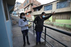 Un tercio de los venezolanos en Colombia ingresaron irregularmente, según estudio