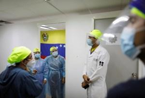 La gestión de la pandemia y las bajas cifras de contagio en Venezuela