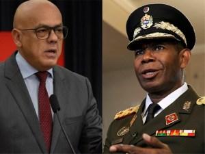 """General de División Cristopher Figuera: Jorge Rodríguez un """"genio"""" tenebroso"""