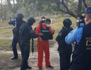 Honduras extradita narcotraficante hacia Estados Unidos (Video)
