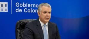 Iván Duque pide a la comunidad internacional movilizar recursos para atender a migrantes venezolanos