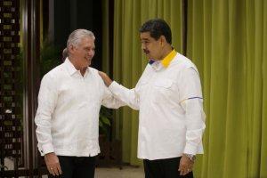 Maduro, Ortega y Díaz-Canel se verán las caras durante cumbre en Andorra