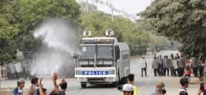 Emisaria de la ONU condena la fuerza letal aplicada por militares de Birmania