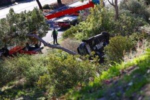 Tiger Woods no recuerda haber estado en un accidente automovilístico en California