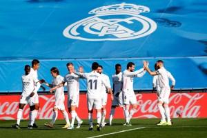 Tres jugadores claves regresaron a los entrenamientos del Real Madrid
