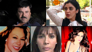 """Prisión o torturas: El trágico destino de las mujeres que se enamoraron de """"El Chapo"""" Guzmán"""