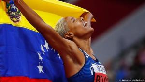Con la medalla de oro Yulimar Rojas, Venezuela firma su mejor participación en unos Juegos Olímpicos de su historia