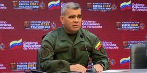 Padrino López reconoció el secuestro de soldados venezolanos por parte de grupos paramilitares y exigió su liberación