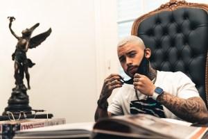 El tatuador Jean Maurez y su talento se apoderan de Argentina y Europa