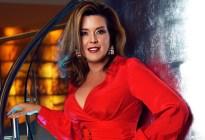 """Alicia Machado no se aguantó con una modelo mexicana: """"Le voy a dar una cachetada que le voy a voltear la cara"""" (VIDEO)"""