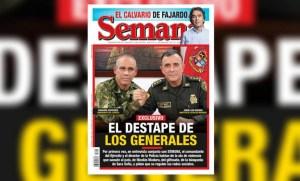 Semana: El comandante del Ejército y el director de la Policía de Colombia responden a todo