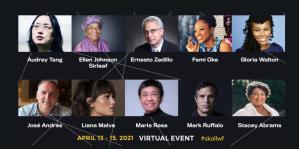 Venezuela estará presente en el Skoll World Forum 2021 con concierto sinfónico de Liana Malva y su proyecto GOTAS