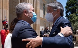 Juan Flores: La llegada de Lasso a Colombia significa el avance de las relaciones bilaterales