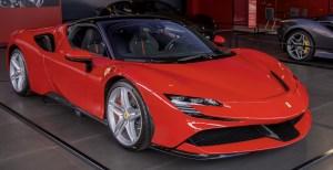 Ferrari lanzará su primer auto completamente eléctrico en 2025
