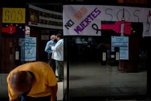 Un régimen incapaz aprovecha la pandemia para apagar las vidas de los venezolanos