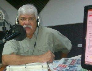 Periodista Francisco Javier Loreto perdió la vida tras infectarse de Covid-19 en Apure