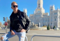 Con su talento: El cantante español José Miguel quiere conquistar América Latina