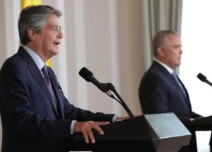 Presidente electo de Ecuador pidió apoyo a Duque para ingresar a Alianza del Pacífico