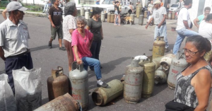 Escasez de gas se agrava en localidades de Mérida con más de dos meses sin servicio