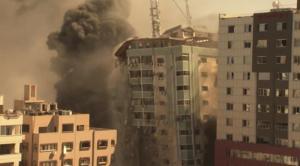 Tras bombardeo de Israel a edificio de prensa en Gaza, crece la preocupación internacional