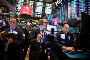 Wall Street y Dow Jones abre en rojo con baja 0.36%