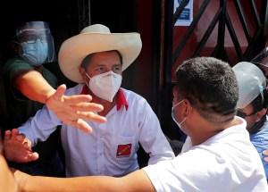 Fiscalía peruana abre investigación policial contra candidato socialista Pedro Castillo