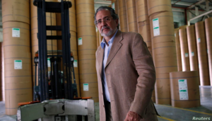 Presidente editor de El Nacional calificó embargo de su sede como un atraco