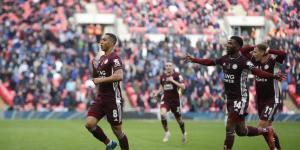 Leicester conquista la FA Cup y vuelve a hacer historia tras vencer al Chelsea